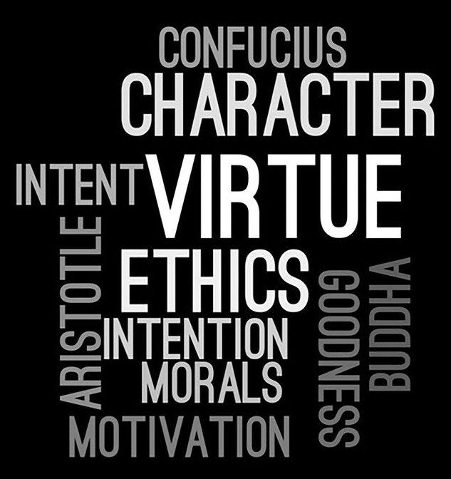 Ethos Schrift