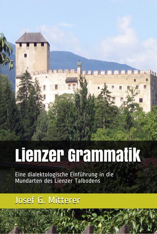 Lienzer Grammatik Buchcover