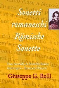 Sonetti romaneschi Römische Sonette Buchcover