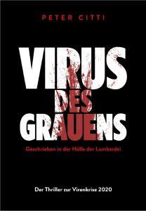 Virus des Grauens Buchcover
