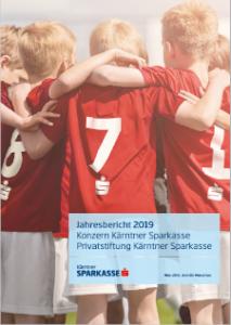 Kärntner Sparkasse Jahresbericht 2019